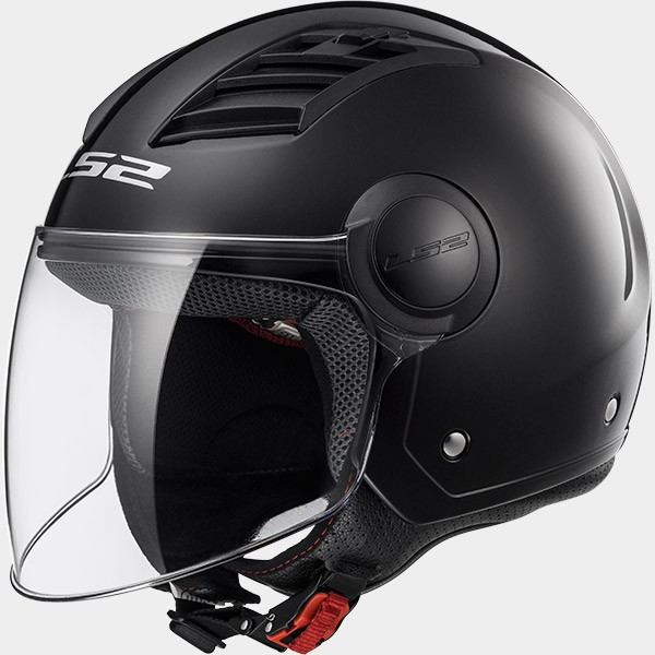 OF562 AIRFLOW L SOLID  BLACK