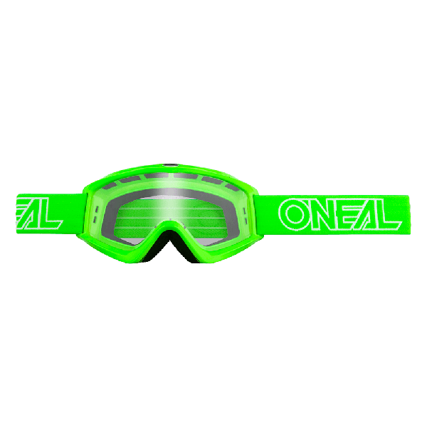 GAFAS ONEAL B-ZERO SOLID GREEN ADULTO