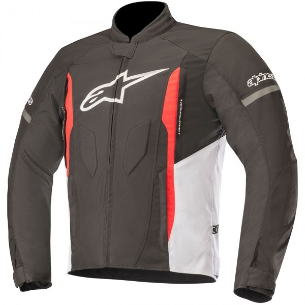 CHAQUETA ALPINESTARS T-FASTER BLACK / WHITE / RED