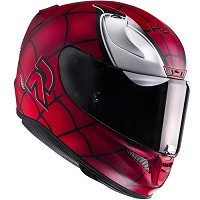 CASCO HJC RPHA 11 SPIDERMAN MC1SF